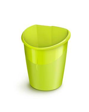 Cestino gettacarte 15lt verde anice ellypse xtra strong cep 1003200301 3462159005942 1003200301_75088