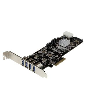 Scheda usb 3.0 pcie STARTECH - COMP. CARDS AND ADAPTERS PEXUSB3S42V 65030854597 PEXUSB3S42V_V933014 by Startech.com