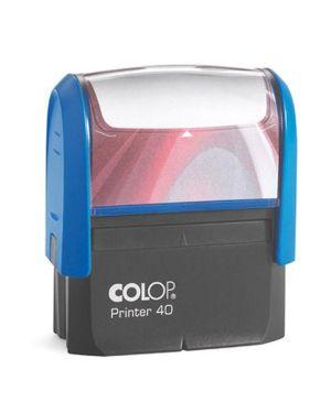 Timbro printer 40 g7 autoinchiostrante 23x59mm 6 righe colop PR40G7.BI 9004362487272 PR40G7.BI_48002 by Colop