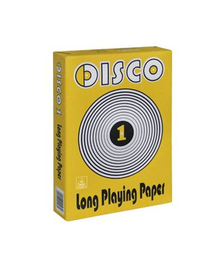 Carta da fotocopie a4 80gr 500fg bianca disco 1 burgo (drop max 25 risme DISCO1 drop 73105A DISCO1 drop_73105 by Burgo