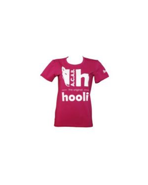 Maglietta hooli donna fuxia, taglia M HDACAB_P_M