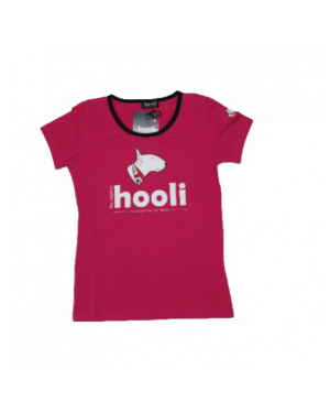 Maglietta Hooli donna fuxia, taglia S HOOLI 02_S