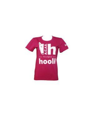 Maglietta Hooli donna fuxia, taglia XS HDACAB_P_XS