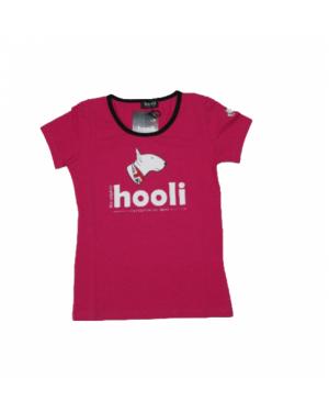 Maglietta Hooli donna fuxia, taglia XS HOOLI 02_XS