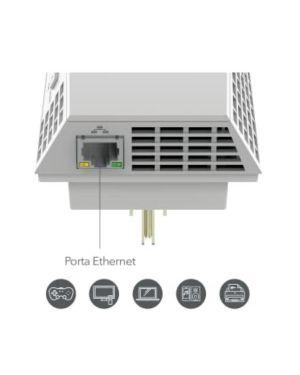 Extender mesh wifi ac 1750 Netgear EX6250-100PES 606449136920 EX6250-100PES by Netgear