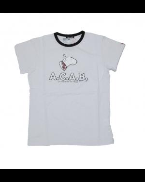 Maglietta hooli uomo bianca, taglia L HOOLI 04_L
