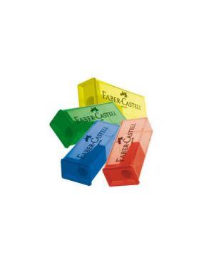 Barattolo 25 temperamatite 1 foro c/serbatoio faber castell 581525_63381