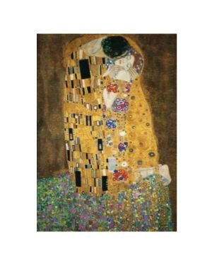 Klimt: il bacio- 1000 pz Ravensburger 15743 4005556157433 15743