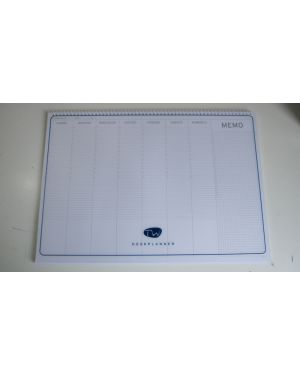 Planning Settimanale 48x33cm INITPLAN_4833