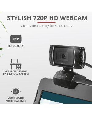 Doba set office web cam + cuffie Trust 24036TRS 8713439240368 24036TRS