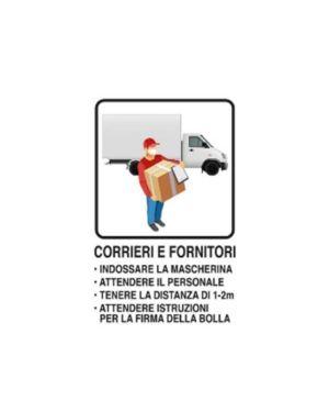 Corrieri e fornitori indosse 30x Mascherine 06905070ADB0300X0200 8024814502231 06905070ADB0300X0200