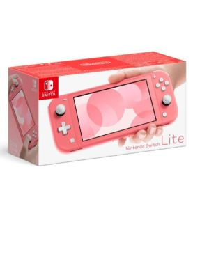 Hw nintendo switch lite corallo Nintendo 10004131 45496453176 10004131