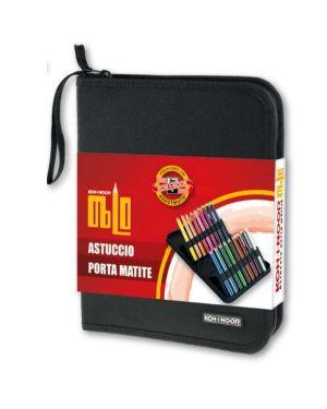 Astuccio oblo vuoto per 24 matite Koh-I-Noor DJSB-24 8032173018478 DJSB-24 by No