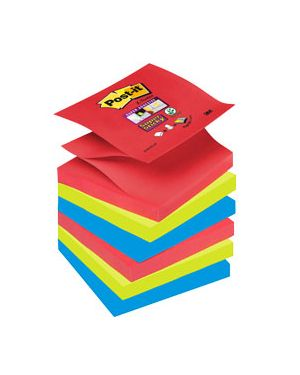 Post it ricambio z notes super sticky precious 76x76 76673_74001