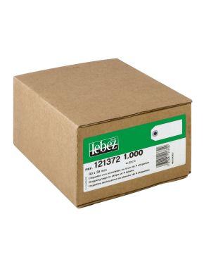 1000 etichette per spedizioni 80x38mm 80052 lebez 80052  80052_75569 by Esselte