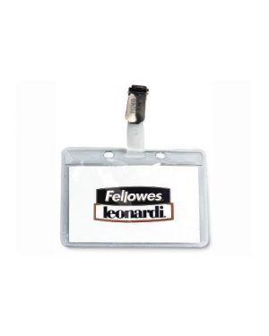 P.badge kristal clip in pla Fellowes L453TR 8015687002447 L453TR_59052