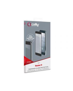 Full glass redmi 9 black Celly FULLGLASS903BK 8021735759416 FULLGLASS903BK