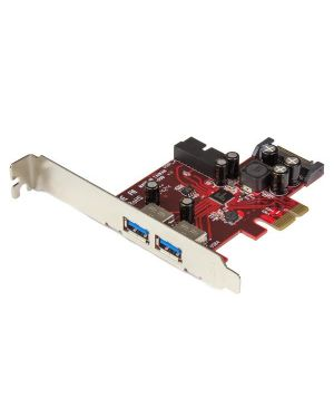 Scheda pci express usb 3.0 STARTECH - COMP. CARDS AND ADAPTERS PEXUSB3S2EI 65030860338 PEXUSB3S2EI_V933423 by Startech.com - Consumer Io