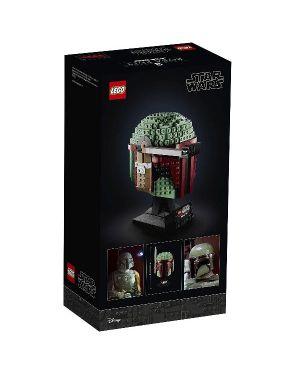Casco di boba fett Lego 75277 5702016617221 75277