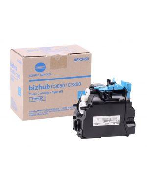 Toner konicaminolta tnp-48 ciano per bizhub c3350 - 3850 A5X0450 4053768184846 A5X0450_KONA5X0450