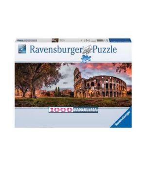 Colosseo al tramonto- 1000 pz Ravensburger 15077A 4005556150779 15077A