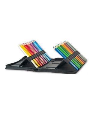 Astuccio oblo vuoto per 36 matite Koh-I-Noor DJSB-36 8032173018485 DJSB-36