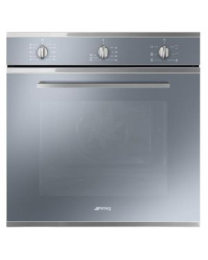 Forno sf64m3vs 70l a 3manop silver Smeg SF64M3VS 8017709256517 SF64M3VS