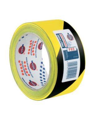 Rotolo pvc giallo - nero 50x66 Eurocel 1000000398 8001814001001 1000000398