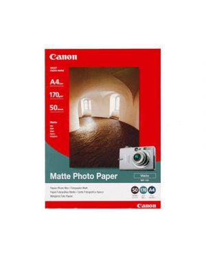 Mp-101 a4 matte photo paper 50fg Canon 7981A005 4960999174839 7981A005_242ZF37 by Canon - Supplies Media