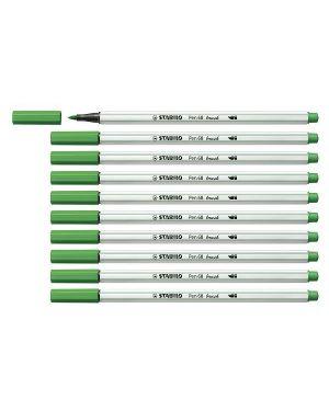 stabilo pen 68 brush verde Stabilo 568/36 4006381545891 568/36