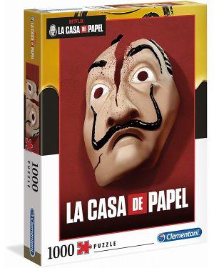 1000pz- la casa de papel Clementoni 39533 8005125395330 39533 by No