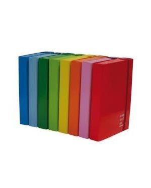 Cartella elast piatto d.2 rosso Brefiocart 0221302RO  0221302RO