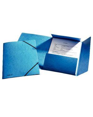 Cartel.3 lembi c - elast.rainbow blu Esselte 26595 5902812265958 26595