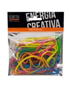 Elastici 30 gr. col.ass Scatto 141 8027217540879 141_75721 by Villa