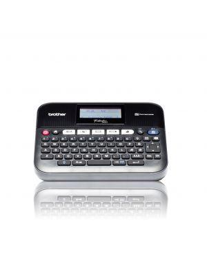 Etichettatrice p-touch d450vp brother da tavolo con valigetta PTD450VPUR1_BRO-PTD450VP by Brother