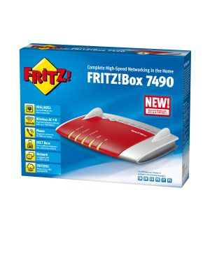 Avm fritz!Box 7490 international 20002647_7650998