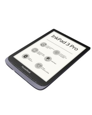 Pocketbook inkpad 3 pro metallic PocketBook PB7GREY-J-WW 7640152095023 PB7GREY-J-WW