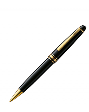 Montblanc Meisterstuck classique 164 - penna a sfera placcata oro OC_6719 by Montblanc
