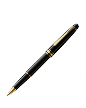 Montblanc Meisterstuck classique 163 - penna roller placcata oro OC_6717