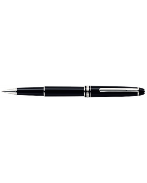 Montblanc Meisterstuck Platinum classique P163 - penna roller placcata platino OC_P163