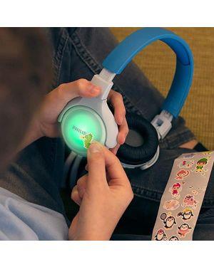 Cuffie wireless microfono vol.lim Philips TAKH402BL/00 4895229100954 TAKH402BL/00
