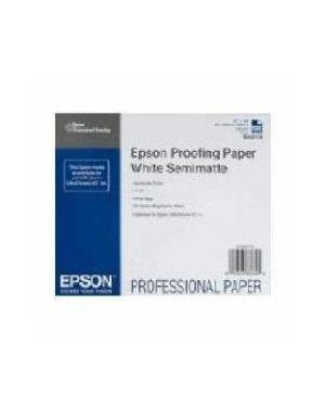 Paper white proofing semimatte Epson C13S042004 10343857582 C13S042004