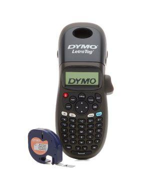 Letratag  100h abc nera Dymo 2125197 3026981251979 2125197 by Dymo