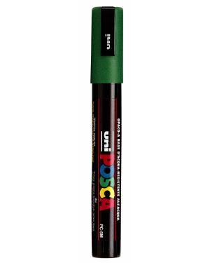 Marcatore uni posca pc5m p.media 1,8-2,5mm verde uni mitsubishi M PC5M V 4902778916148 M PC5M V_36927 by Uni Mitsubishi