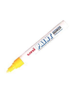 Marcatore uni paint px20 punta conica 2,8mm giallo uni mitsubishi M PX20 G 4902778545904 M PX20 G_37316