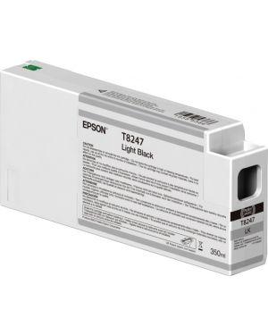 Tanica  light black 350ml Epson C13T824700 10343917651 C13T824700_EPST824700