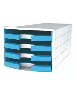 Casset. implus 4 cass. aperti azzur Han 1013-54 4012473101876 1013-54
