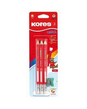 matite coach hb 3 - 4 Kores 92533 9023800925336 92533