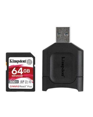 64gb sdxc react plus sdr2 Kingston MLPR2/64GB 740617302851 MLPR2/64GB