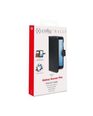 Wally case galaxy xcover pro black Celly WALLY899 8021735759904 WALLY899
